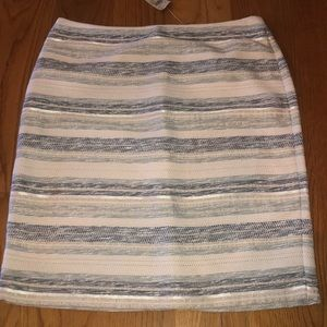 And Taylor pencil skirt tags on
